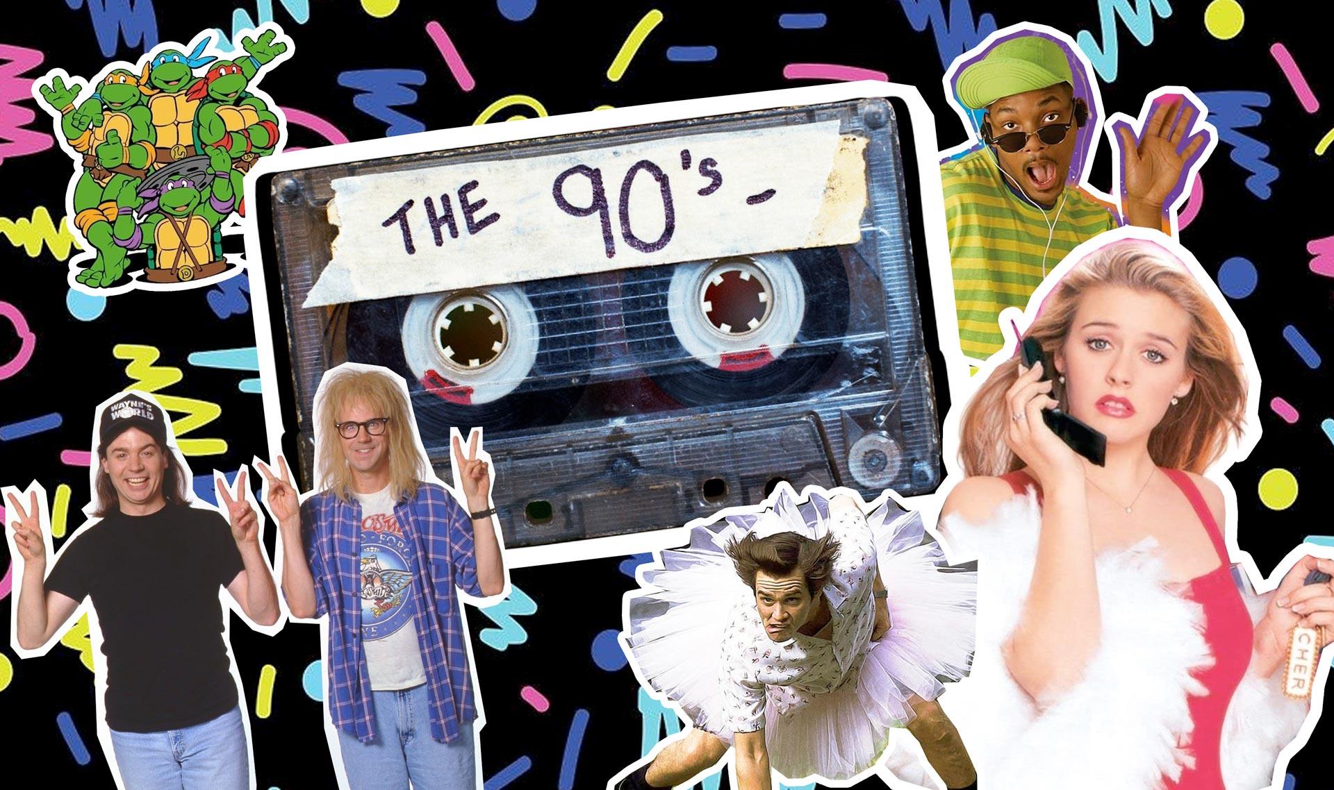 90s and Naughties