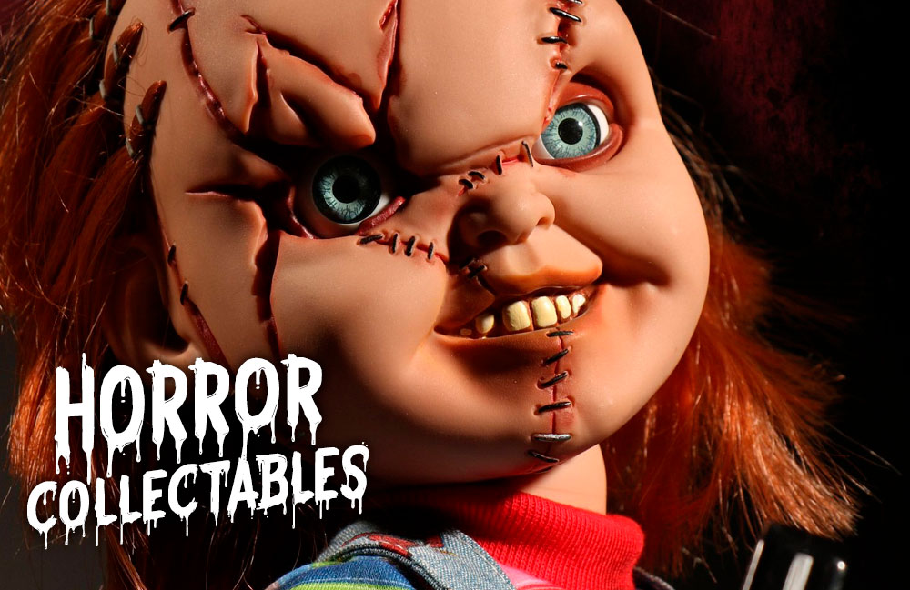 HORROR MOVIE COLLECTABLES