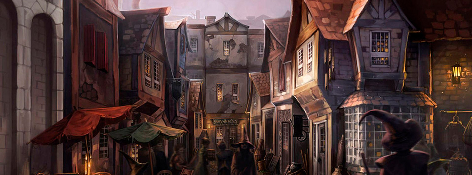 DIAGON ALLEY COLLECTABLES