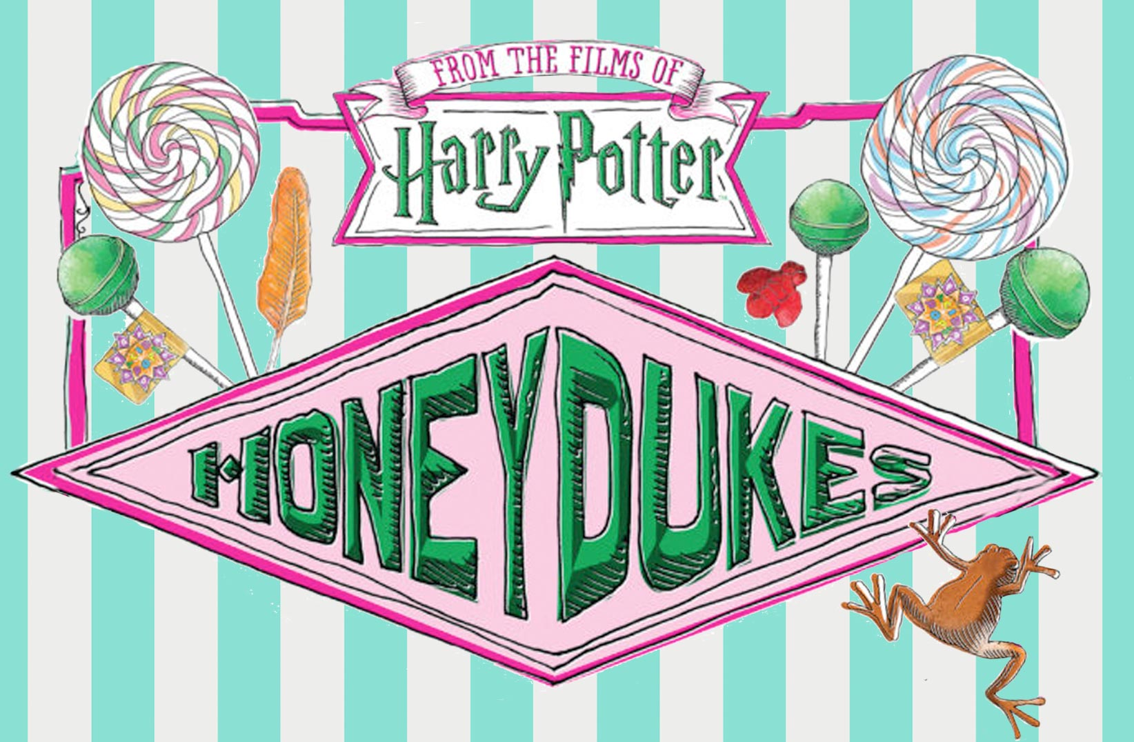 HONEYDUKES SWEET SHOP