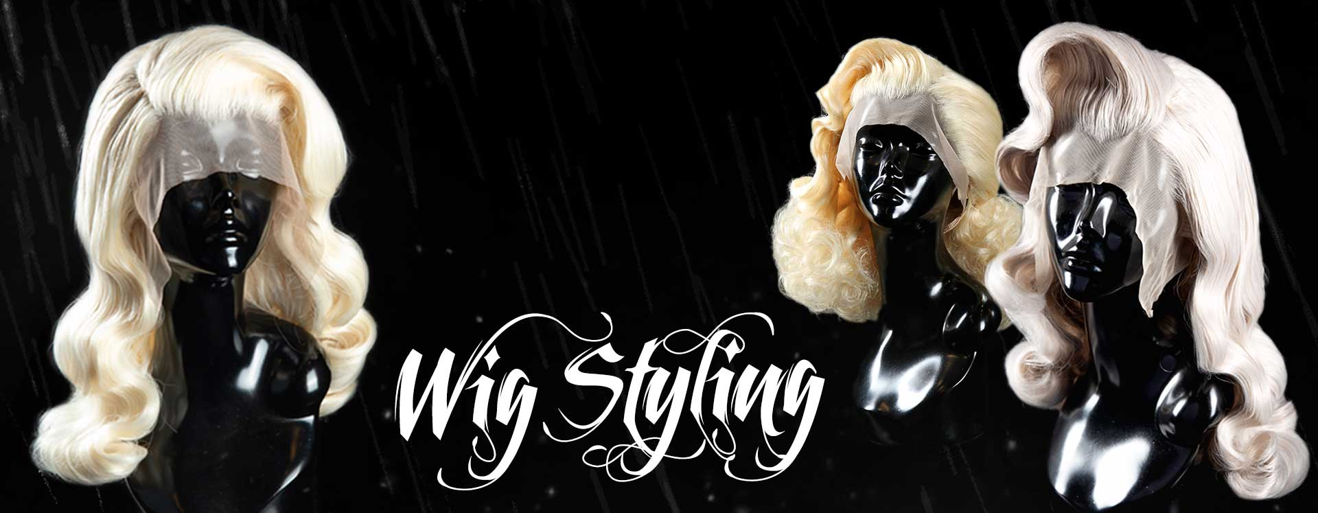 Deluxe Styled Wigs