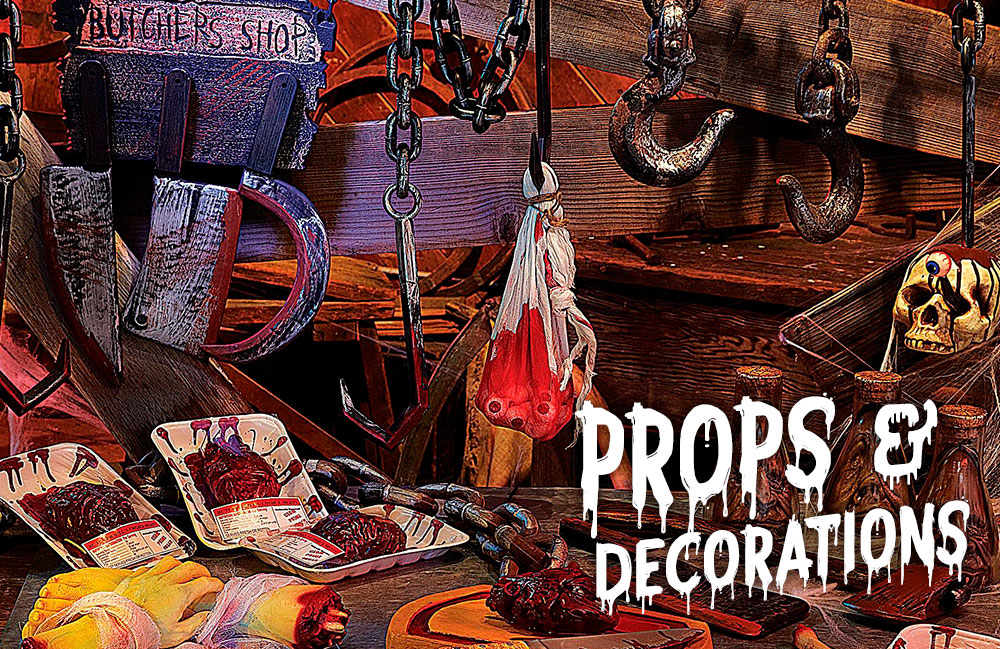 PROPS & DECOR