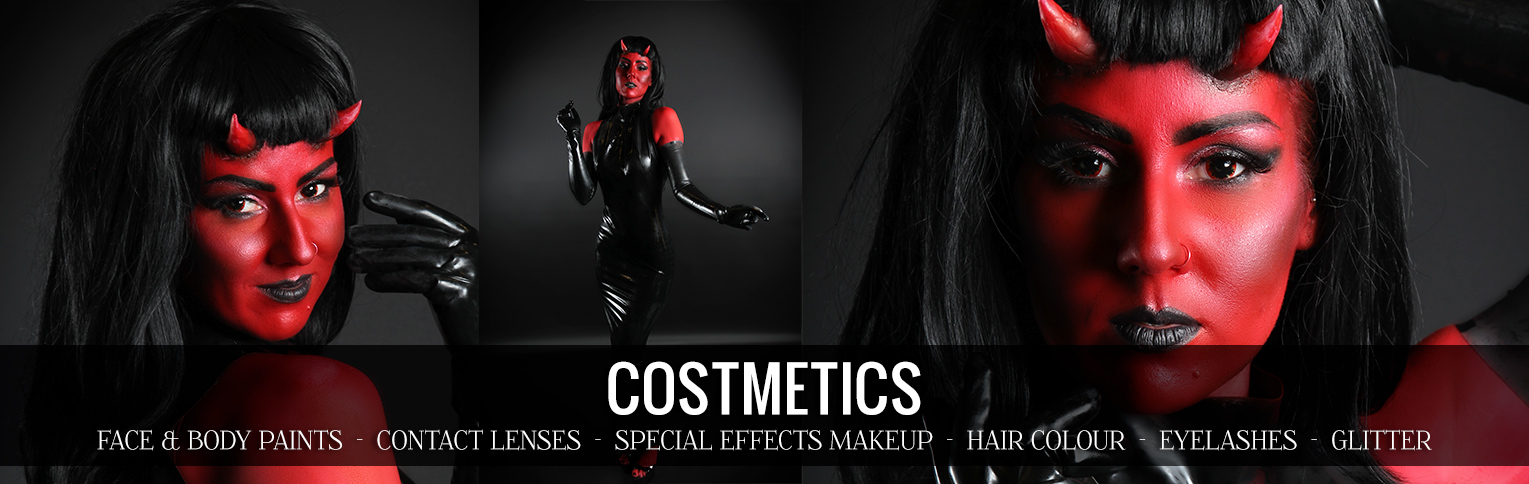 COSMETICS AND HAIR