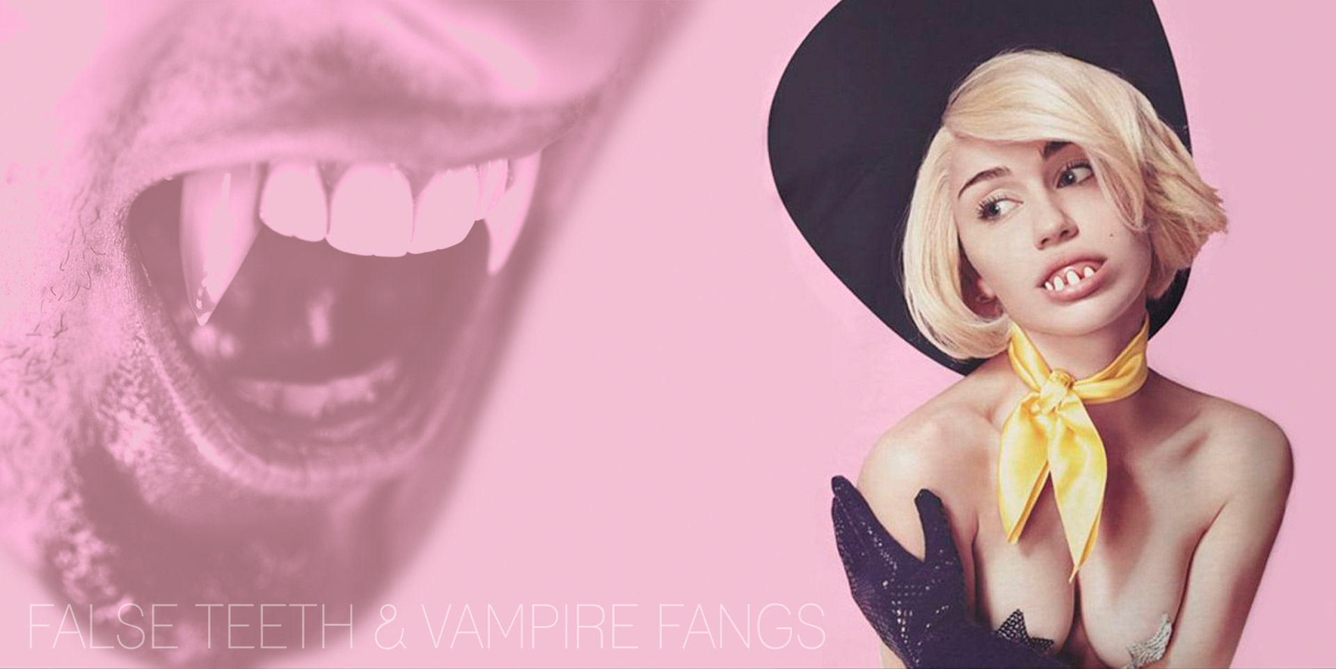 Teeth & Fangs