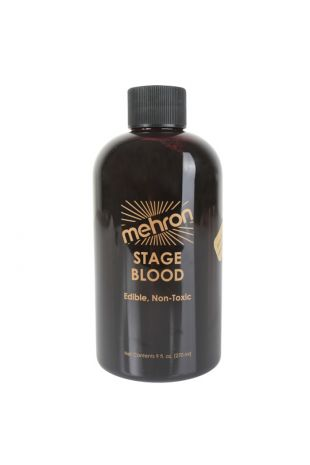 Mehron Stage Blood - Dark Venous 270ml - Little Shop of Horrors Costumery - Mornington Frankston