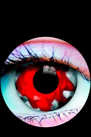 Primal Contact Lenses - Little Shop of Horrors Costumery - Mornington Frankston