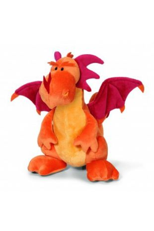 Magical Menagerie Plush Dragon: Peruvian Vipertooth