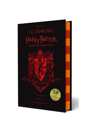Harry Potter and the Philosopher's Stone: 20th Anniversary House Edition Gryffindor