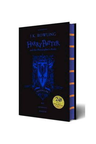 Harry Potter and the Philosopher's Stone: 20th Anniversary House Edition Ravenclaw