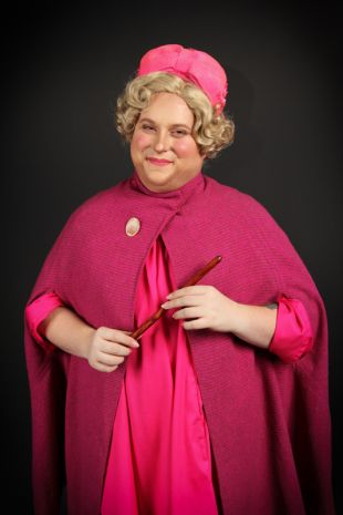 Delores Umbridge Costume Hire - Harry Potter Costumes - Little Shop of Horrors Costumery - Costume Hire Shop - Mornington Peninsula, Frankston, Melbourne, Victoria