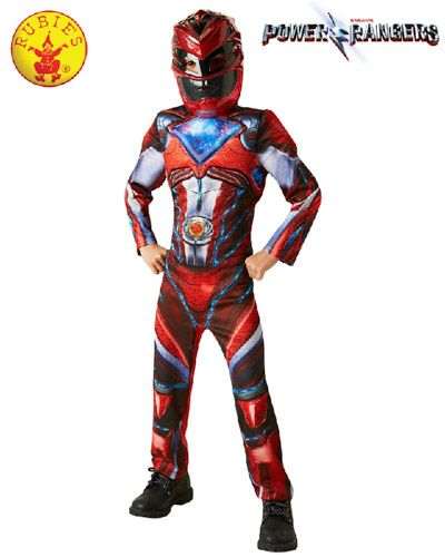 Officially Licensed Power Rangers Costume Buy Online With Afterpay