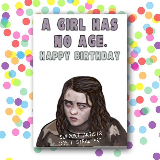 Unique Quirky Birthday Cards Greeting