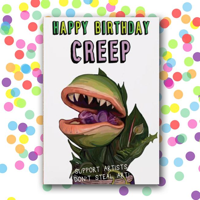 Source Unique Quirky Birthday Cards Greeting Ex Girlfriends