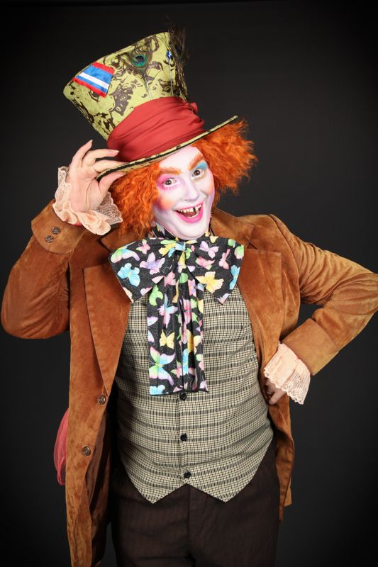4769f056ad17f Mad Hatter from Alice in Wonderland Costume - Costume Shop Melbourne Costume  Hire Mornington