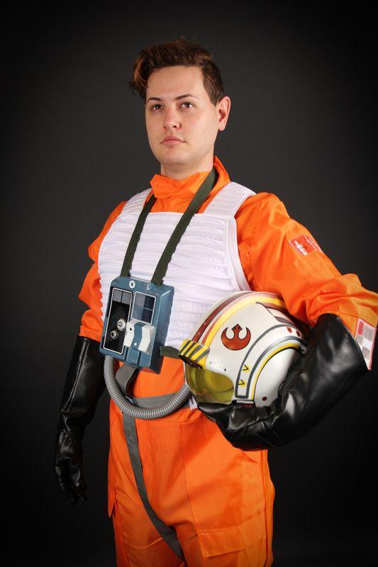 Luke Skywalker: Red Five