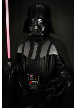 Little Shop of Horrors Costumery Star Wars Licensed Darth Vader Collectors Edition Costume - The best quality costume & fancy dress hires available in Frankston Mornington Melbourne Victoria & Australia