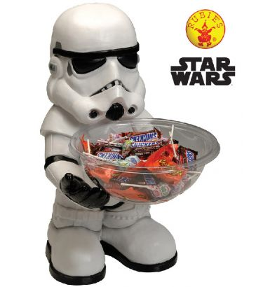 Stormtrooper Candy Bowl buy online from the best costume shop in Melbourne Little Shop of Horrors Costumery