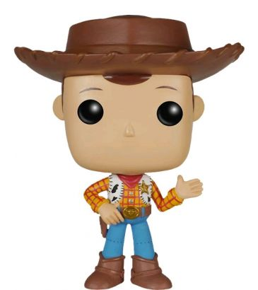 Toy Story: Woody Pop!