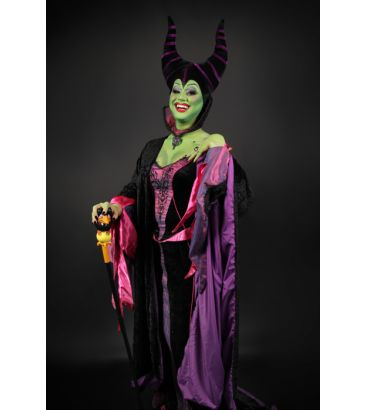 Maleficent - Sleeping Beauty - Disney Costume- Hero And Villain Costume- Little Shop of Horrors Costumery - Costume Hire Shop - Mornington- Frankston-Melbourne