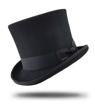Deluxe Wool Gangster Hat Fedora - Available online and instore at Little Shop of Horrors Costumery Mornington Melbourne