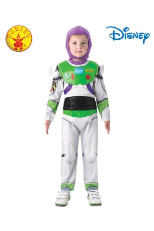 Toy Story Buzz Lightyear Officially Licensed Disney Costume - Buy Online with Afterpay, Paypal or Layby at Little Shop of Horrors Costumery - Costume Shop Melbourne
