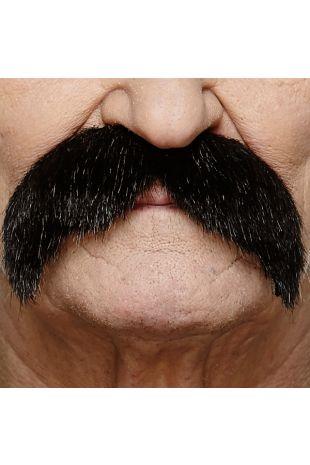 Call me Merv Mo Black - Moustache - Mustaches - Little Shop of Horrors Costumery - Mornington Frankston