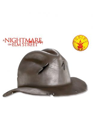Freddy Krueger Hat, Officially Licensed Nightmare on Elm St Costume - Buy Online with Afterpay, Paypal or Layby at Little Shop of Horrors Costumery - Costume Shop Melbourne