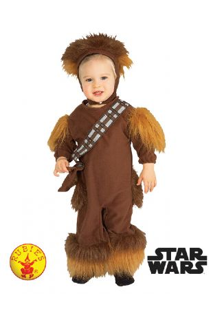 Chewbacca Toddler Star Wars Officially Licensed Costume - Buy Online with Afterpay, Paypal or Layby at Little Shop of Horrors Costumery - Costume Shop Melbourne