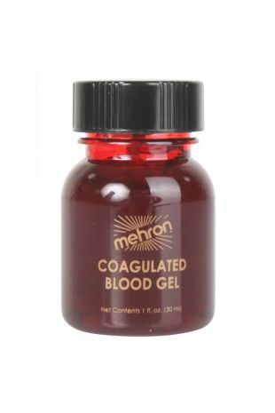 Mehron Coagulated Blood 30ml - Little Shop of Horrors Costumery - Mornington Frankston