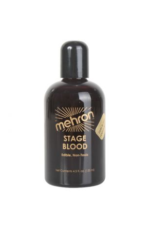 Mehron Stage Blood - Dark Venous 133ml - Little Shop of Horrors Costumery - Mornington Frankston