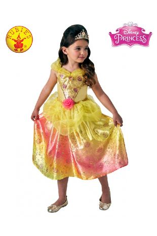 Belle Disney Princess Costume available to buy with Afterpay, Paypal or Layby at Little Shop of Horrors Costumery - The best costume shop in Melbourne