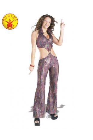 DISCO QUEEN COSTUME, ADULT