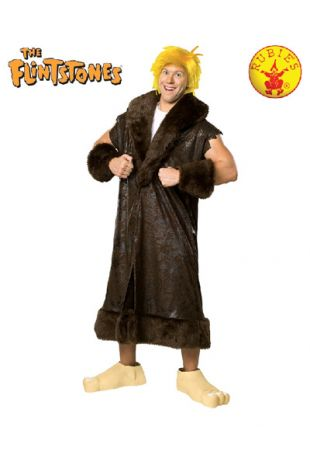 Barney Rubble Costume, Officially Licensed Flintstones Costume - Buy Online with Afterpay, Paypal or Layby at Little Shop of Horrors Costumery - Costume Shop Melbourne