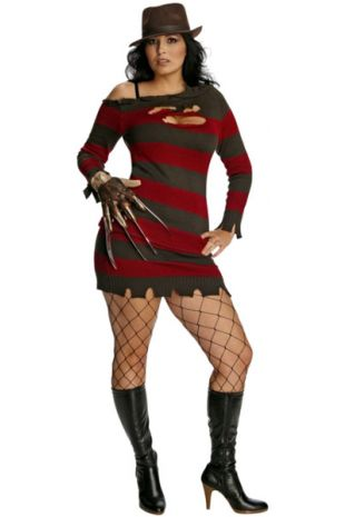 Freddy Krueger Costume, Officially Licensed Nightmare on Elm St Costume - Buy Online with Afterpay, Paypal or Layby at Little Shop of Horrors Costumery - Costume Shop Melbourne