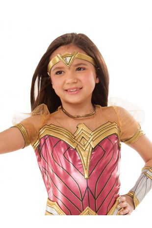 WONDER WOMAN PREMIUM COSTUME, CHILD