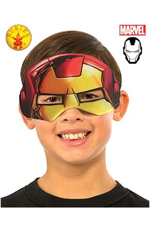 Ironman Eyemask buy online from the best costume shop in Melbourne Little Shop of Horrors Costumery