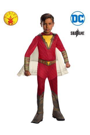 SHAZAM CLASSIC COSTUME, CHILD