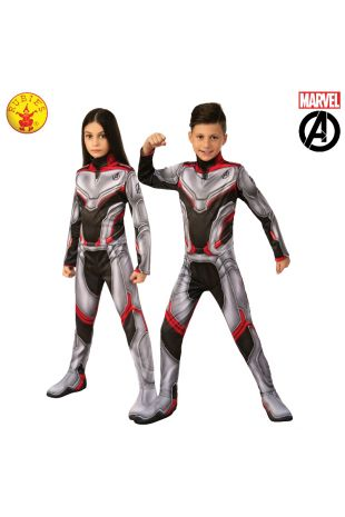 AVENGERS 4 CLASSIC UNISEX TEAM SUIT, CHILD