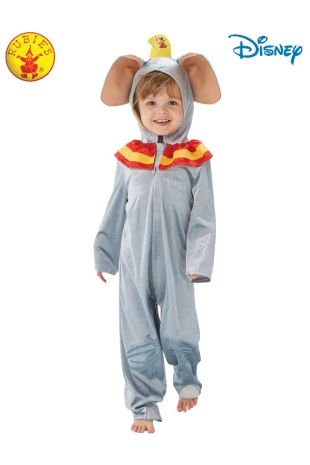DUMBO THE ELEPHANT JUMPSUIT, CHILD