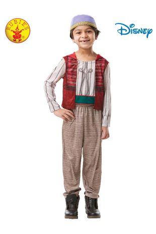 ALADDIN LIVE ACTION COSTUME, CHILD