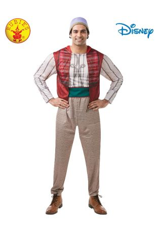 ALADDIN LIVE ACTION COSTUME, ADULT