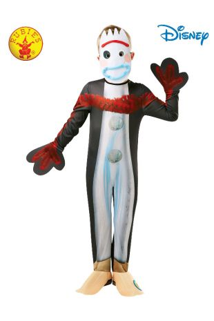 FORKY TOY STORY 4 COSTUME, CHILD