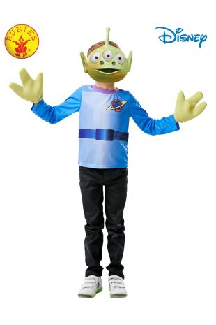 ALIEN TOY STORY 4 COSTUME, CHILD
