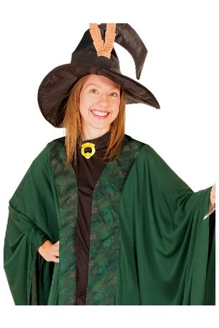 PROFESSOR MCGONAGALL ROBE, ADULT