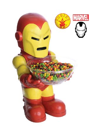 Ironman Candy Bowl buy online from the best costume shop in Melbourne Little Shop of Horrors Costumery