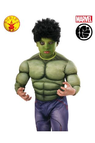 Hulk Wig buy online from the best costume shop in Melbourne Little Shop of Horrors Costumery