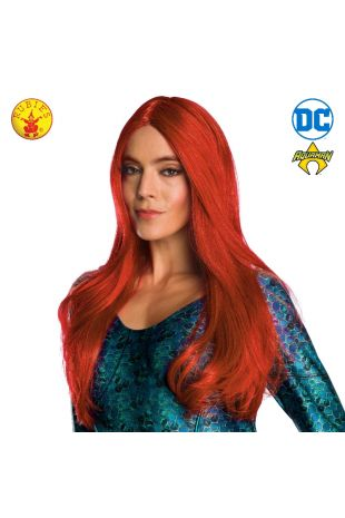 MERA RED WIG, ADULT