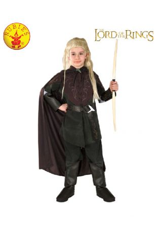 Legolas Costume, Officially Licensed Lord of the Rings Costume - Buy Online with Afterpay, Paypal or Layby at Little Shop of Horrors Costumery - Costume Shop Melbourne