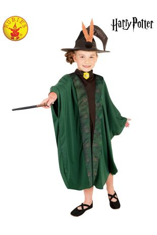 PROFESSOR MCGONAGALL ROBE, CHILD