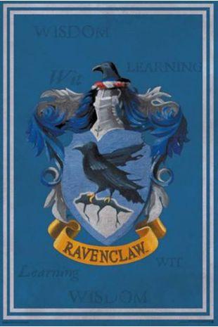 Harry Potter Slytherin Crest Poster
